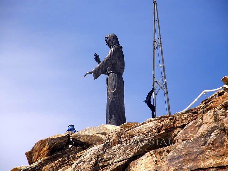 Balmenhorn - il Cristo delle Vette